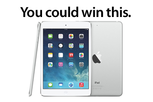 Student iPad contest on fire