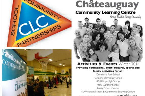 Chateauguay CLC-Winter Brochure 2014