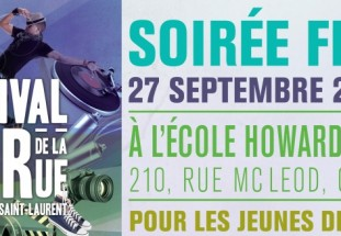 Billings to host the Festival des arts de la rue
