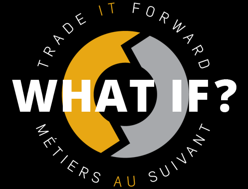 What If? The starting point for a massive social change project