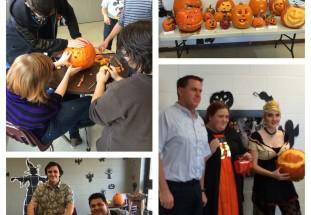 Halloween festivities at HAECC