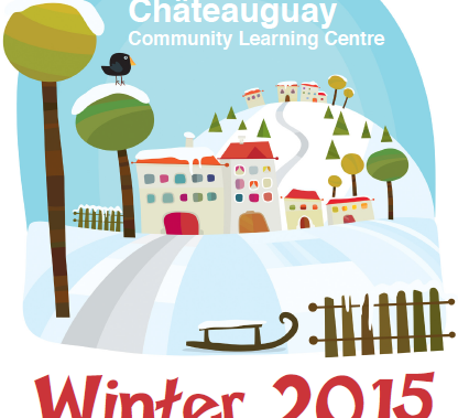 Chateauguay CLC - Winter Activity Brochure 2015