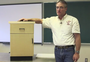 Video: How to adjust cabinet doors