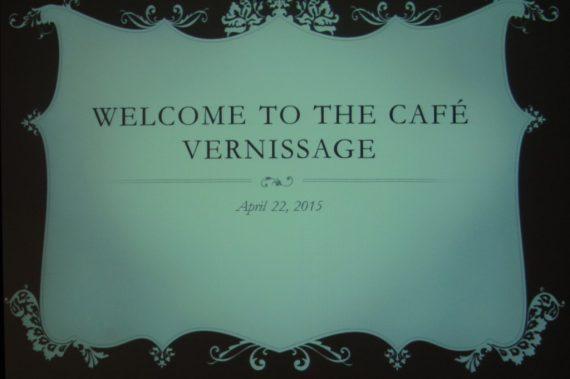 Cafe Vernissage