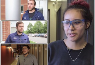 video: Our French speaking students
