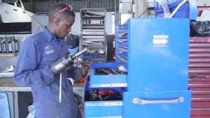 Mike the Mechanic (Alumni Corner)