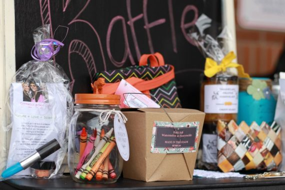 Crafters fair helps promote the arts