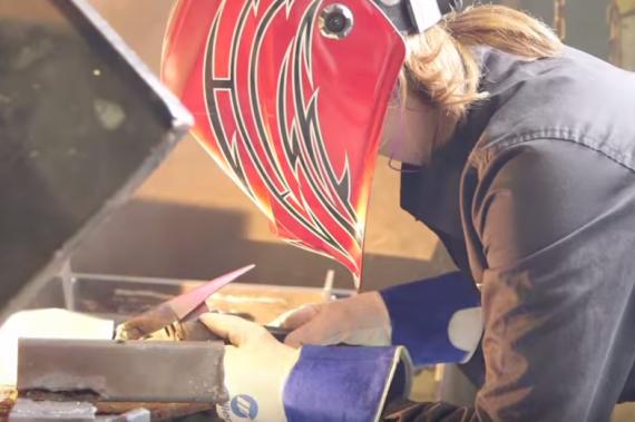 video: Welding is worth it