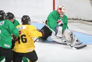 5.Kyle Jessiman U17 National Hockey