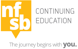 NFSB continuing education logo