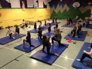 OES Yoga for Kids
