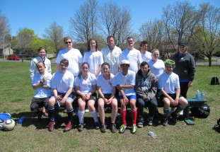 Taking up the challenge, caregivers unite, sensational soccer and much more. (June)