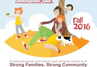CLC Brochures – Chateauguay & Valley & Valleyfield – Fall 2016